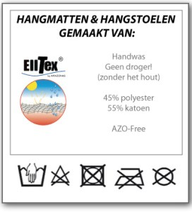 Wasvoorschriften Elltex