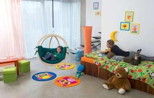 Amazonas Kids Globo Green hangstoel