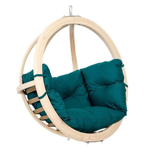 Amazonas Kid's Globo Green hangstoel