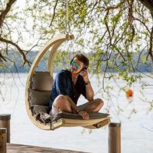 Amazonas Swing Chair Anthracite