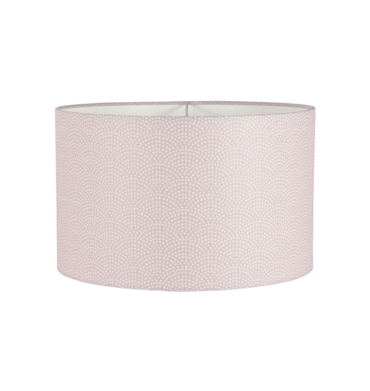 kinderlamp pink waves