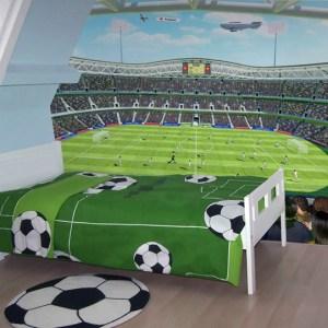 posterbehang voetbal