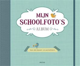 schoolfotoboek groen