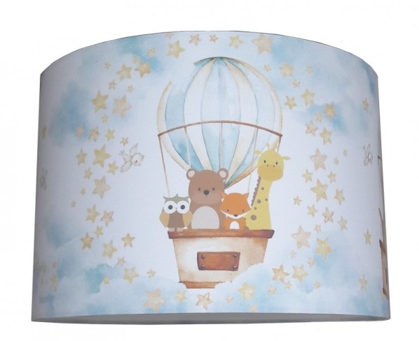 kinderlamp luchtballon