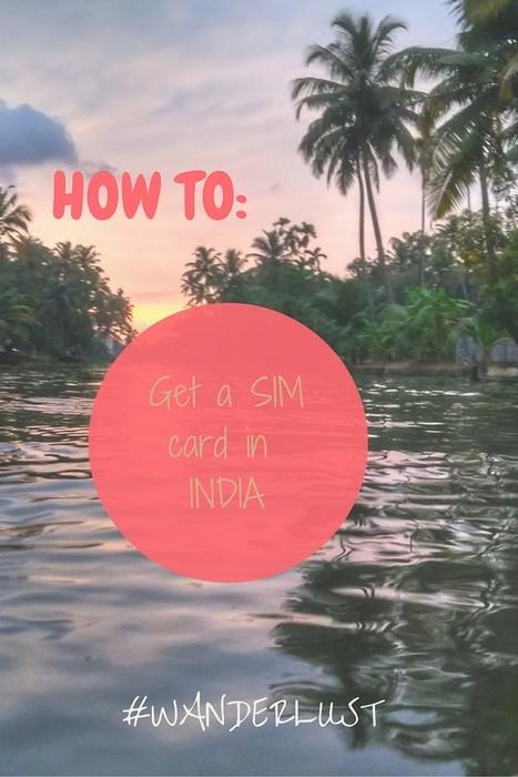 SIM card india