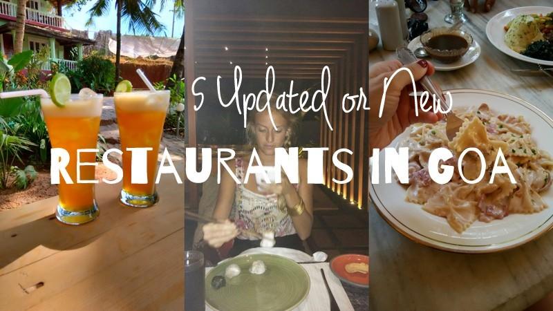 5 restaurants goa