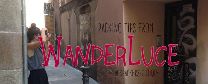 packing tips from wanderluce