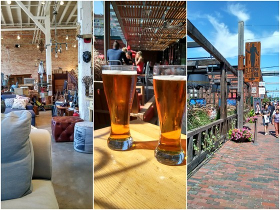 things to do in toronto distillery district