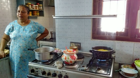 cooking classes fort kochi