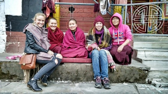 tawang nunnery