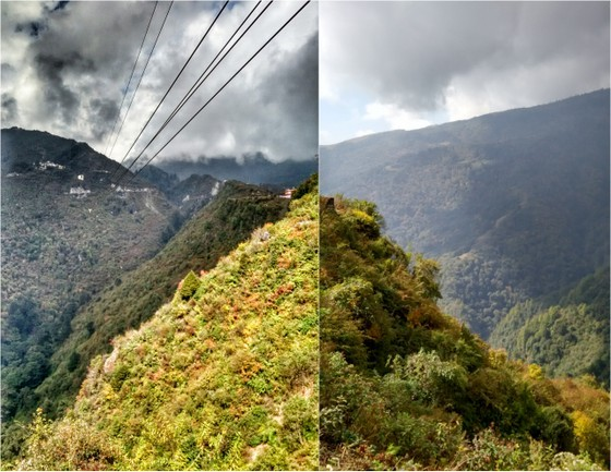 tawang cable car