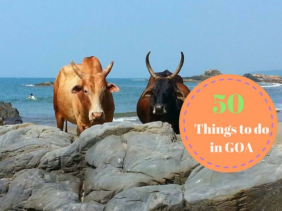50 Things to Do in Goa