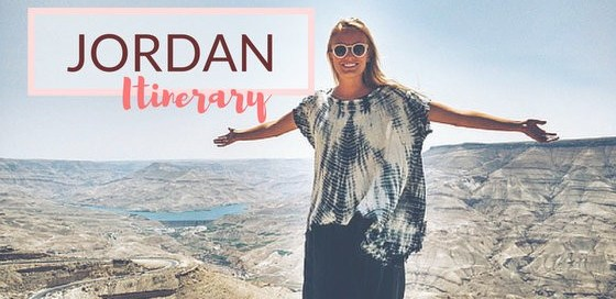 Perfect 10 Day Jordan Itinerary