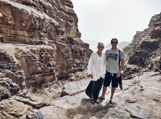 Camel Rides & Hot Air Balloons in Wadi Rum