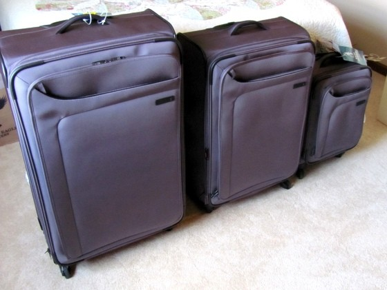 IT Luggage Megalite review