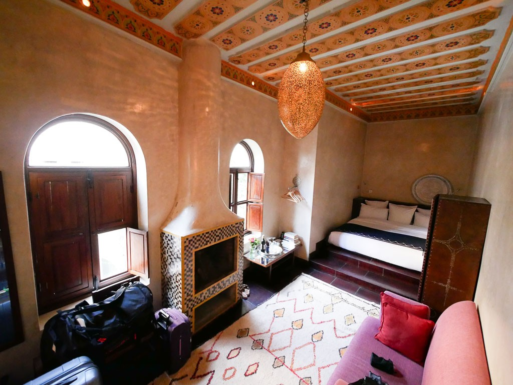 El Fenn Hotel Review, Marrakesh