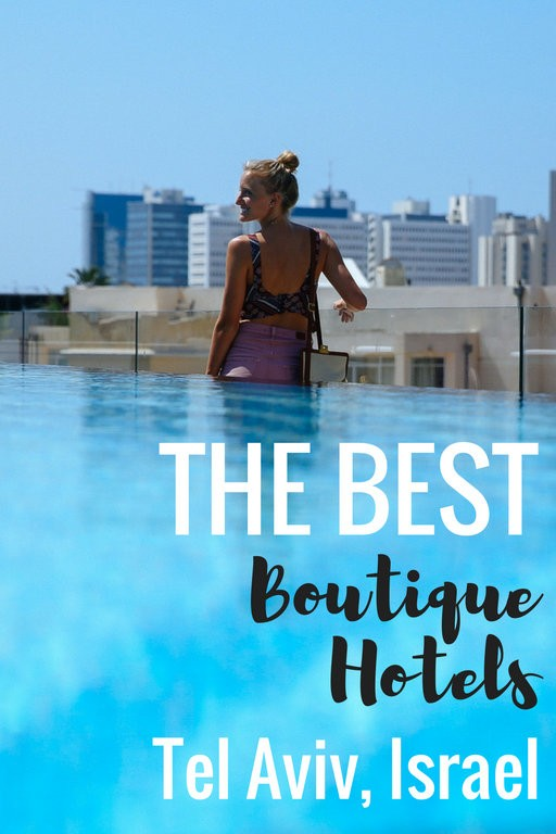 Ultimate list of best boutique hotels in tel aviv hippie for Top boutique hotels 2016