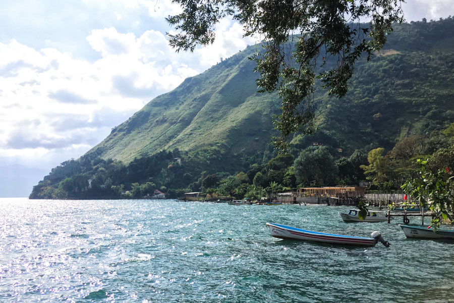 santa cruz lake atitlan guatemala