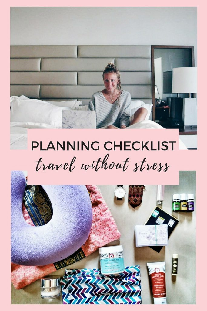 My Checklist: How to Plan a Trip From Scratch