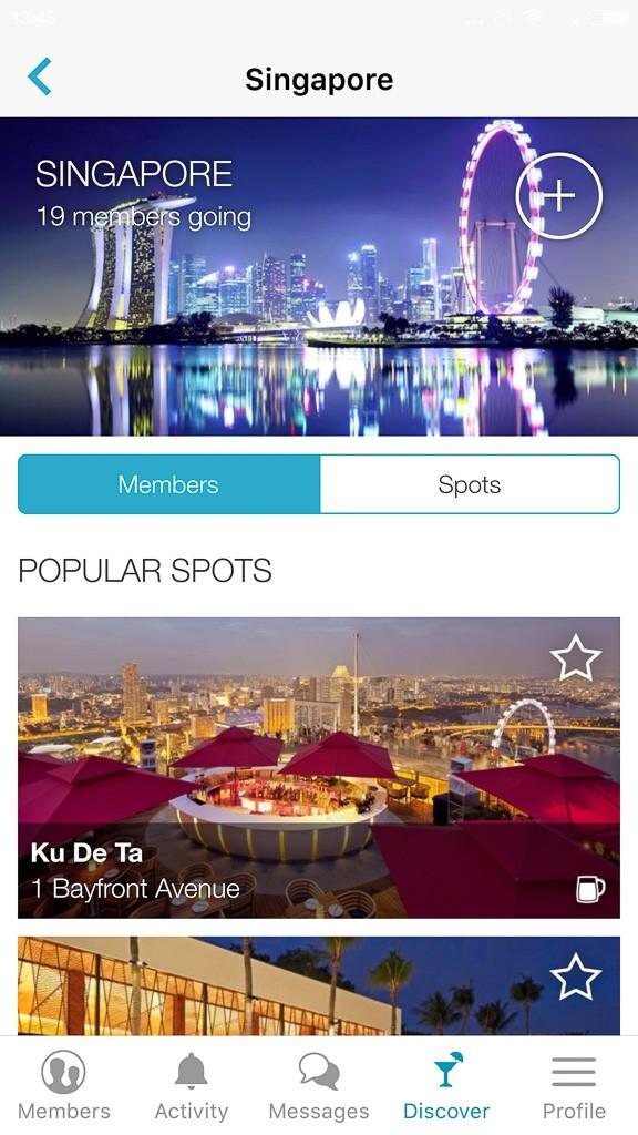 business trip hookup website