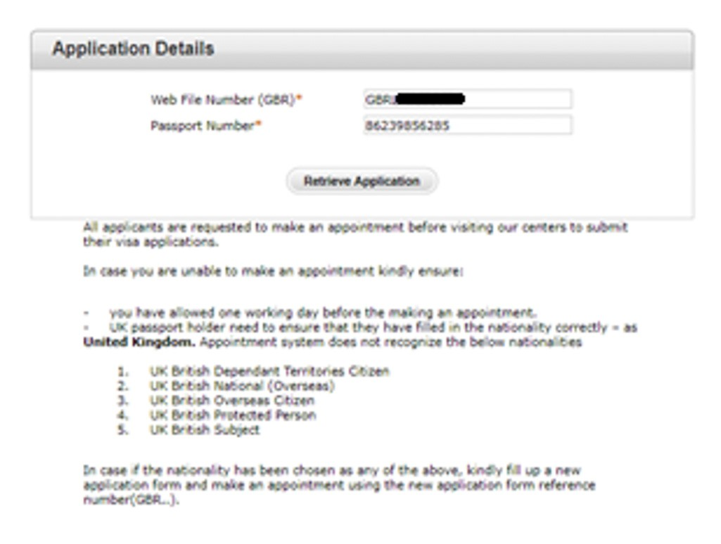 How To Apply For An Indian Visa From The Uk
