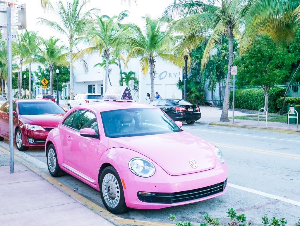 South Beach & Ocean Drive