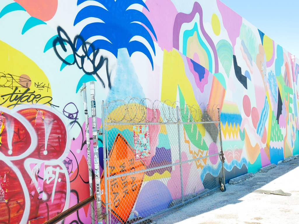 graffiti tour wynwood