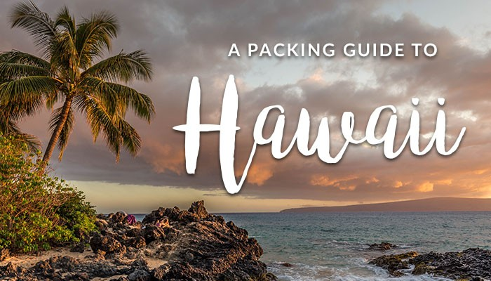 From lounging to hiking, there are so many different things! That's why I put together this little guide on what to pack for a Hawaii vacation.