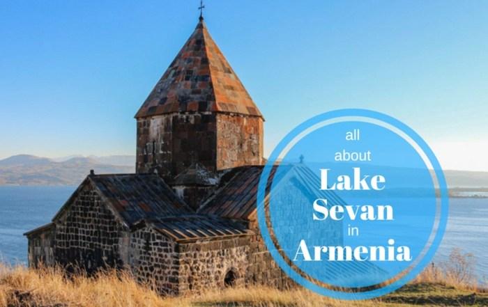 Sevanavank Monastery - All About Lake Sevan in Armenia