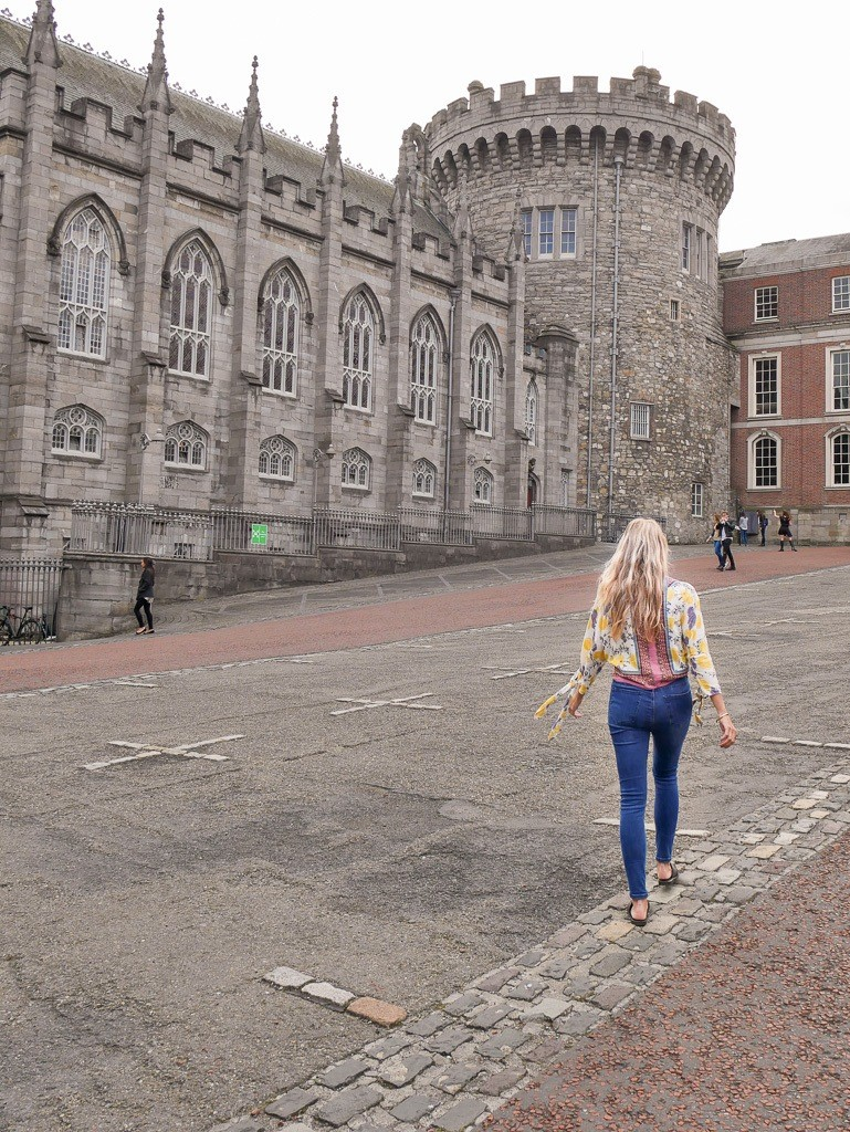 Sightseeing in Dublin