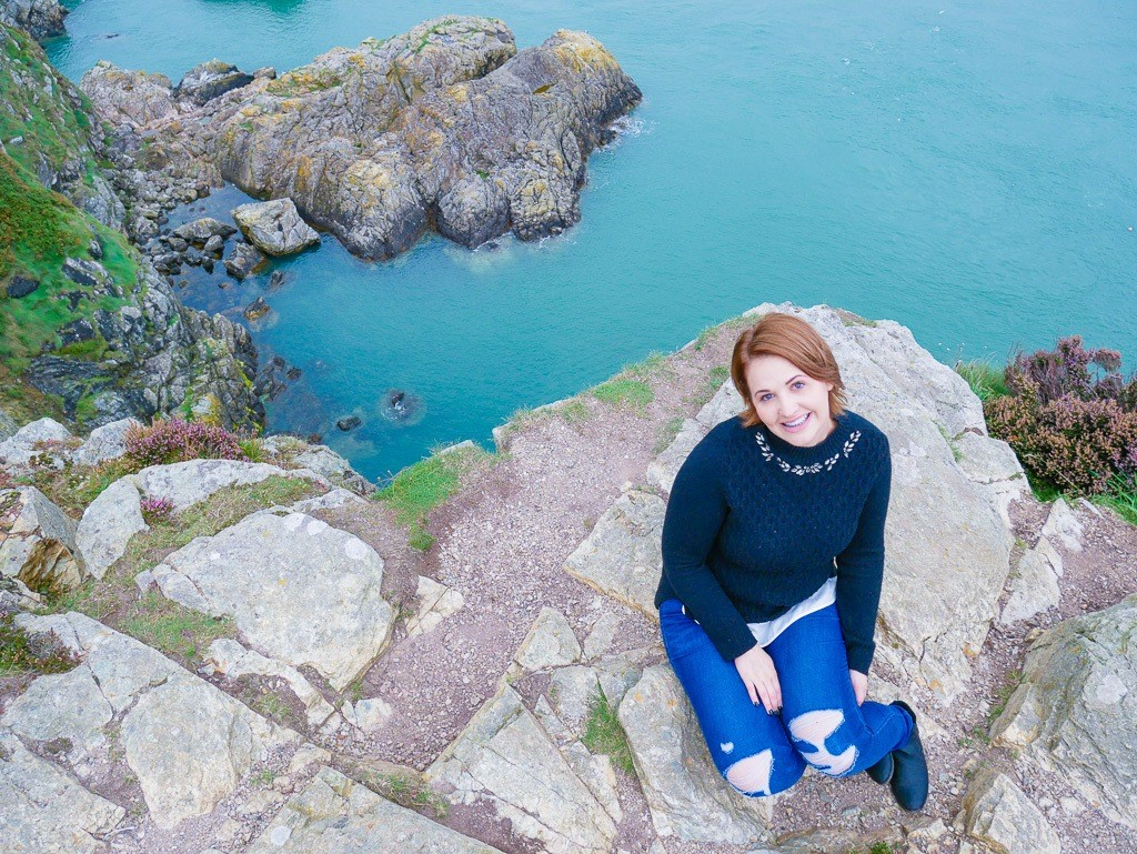 howth cliffs