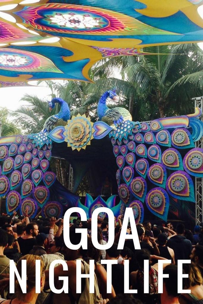 Goa beach parties dating club