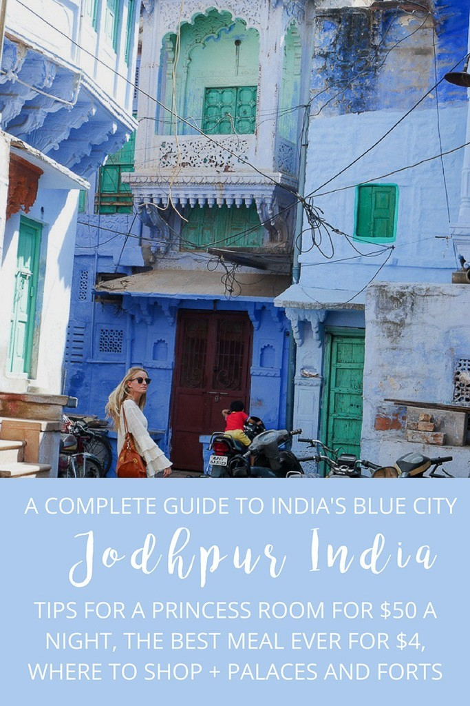 My Little Guide to Jodhpur, India's Blue City: The Best Places for Photography and the Perfect Haveli in the Old City