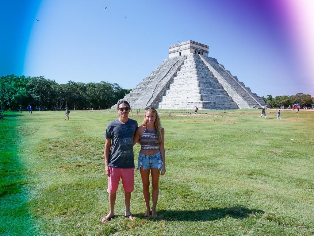 Visit Chichen Itza