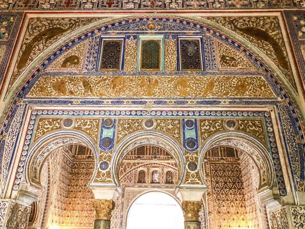 palace alcazar spain