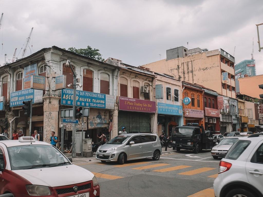 Travel Diary from Kuala Lumpur