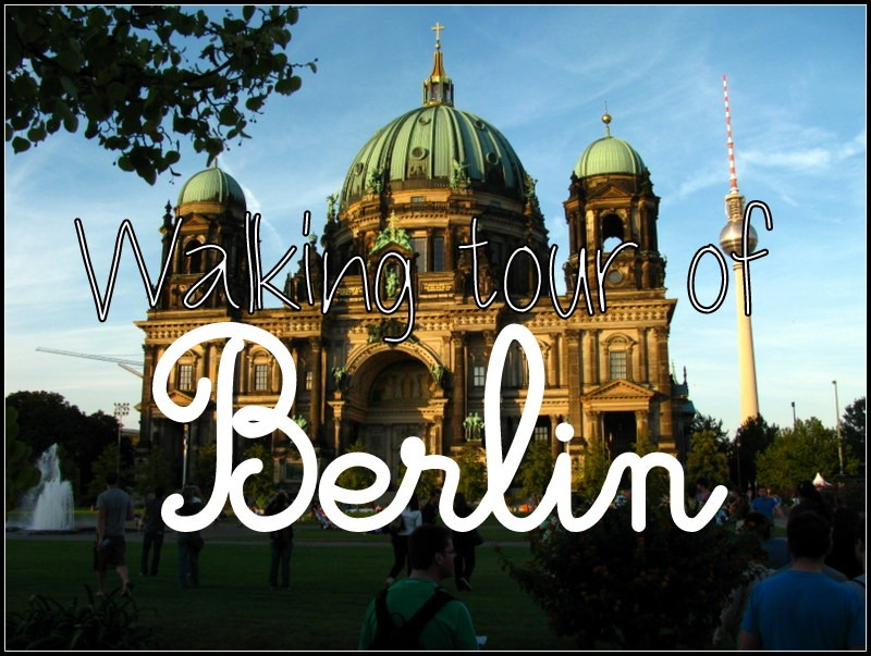 tips for backpackers in berlin