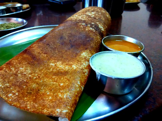 best food in mysore
