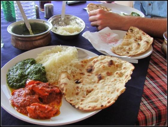 udaipur india food backpacking india budget