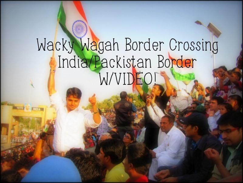 wagah border india pakistan amritsar