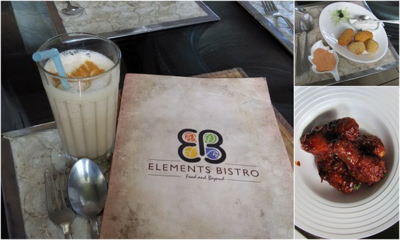 best food in mysore elements cafe