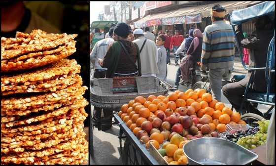 tips on eating street food in india