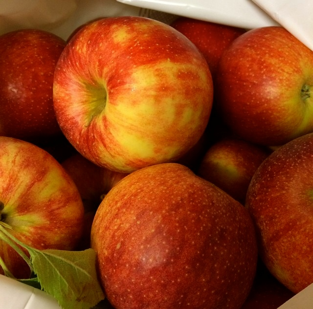 Apple Pie Green Smoothie