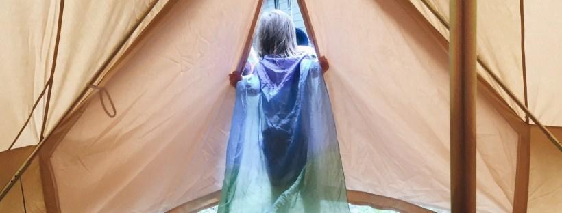 Sarah's Silks Rainbow Scape Hippie in Disguise