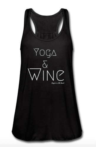 Yoga & Wine - Hippie in the Heart Shop