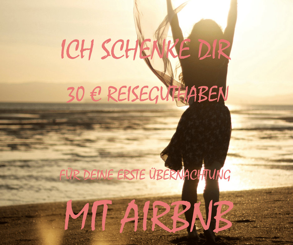 30 € Reiseguthaben für Airbnb - Hippie in the Heart