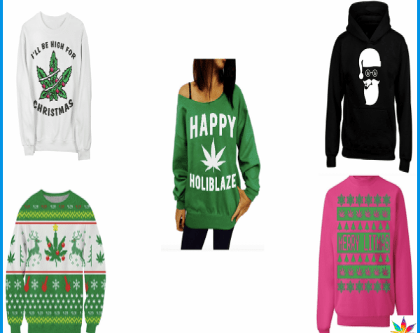 Ugly stoner Sweaters