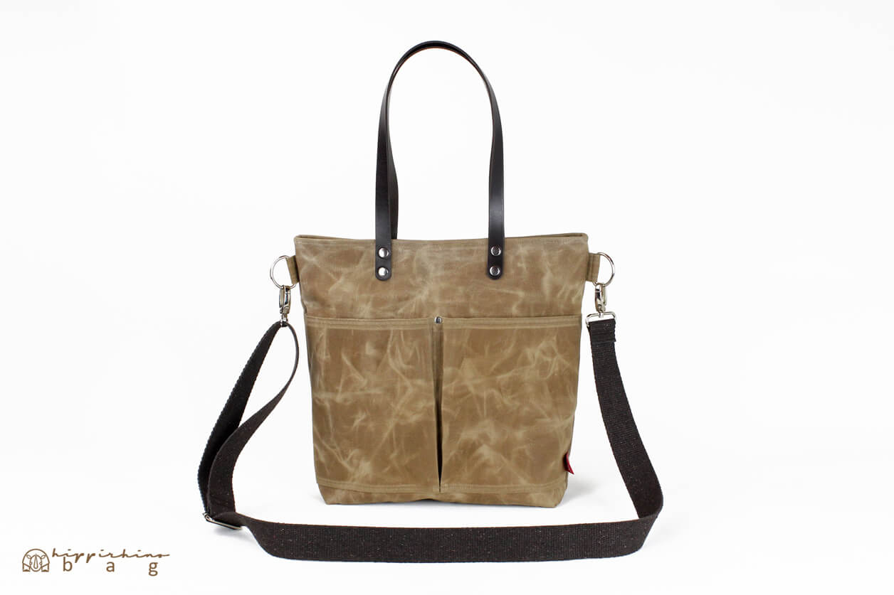 b32afb648e5d ... Cotton Long Strap Daily Use Magnetic Snap Closure Fully Lined. 🔍. Waxed  Tote Bag with Leather Strap