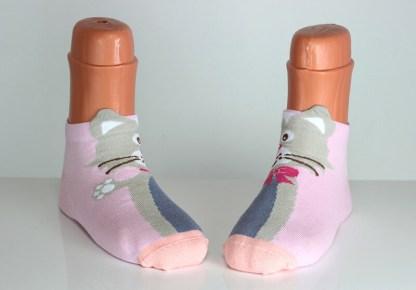 Rabbit Face Socks