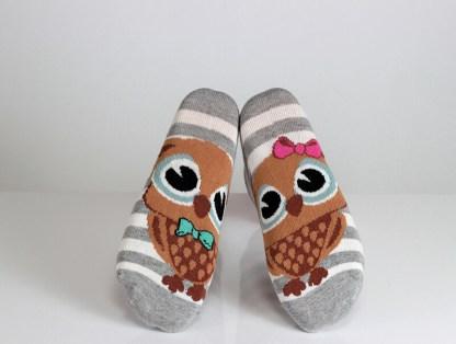 Love Owl Socks
